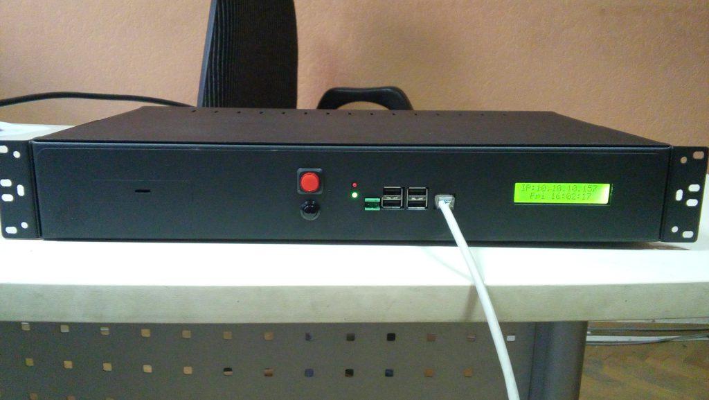 Специализиран компютър индустриално изпълнение